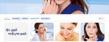Nivea, website localization in Greek, Anastasia Giagopoulou
